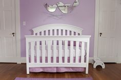 Delta Bentley Collection crib from Target