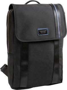 J World New York Madison Business Backpack Black - via eBags.com!