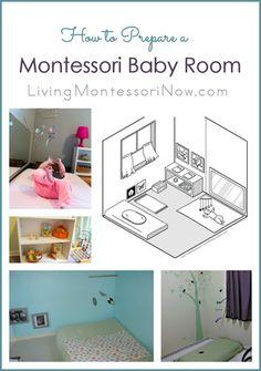 Com preparar un quart de nadó Montessori