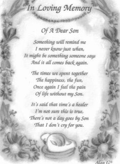 For my son in Heaven.  I miss you like crazy I love you enormously, CLIFFTON. 7/3/2024