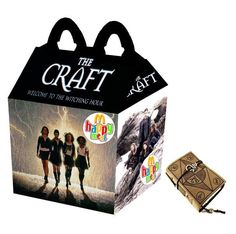 """The Craft"" Happy Meal"