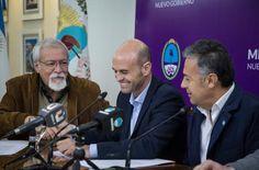CRÓNICA FERROVIARIA: Mendoza: 9.600 millones de pesos en infraestructur...