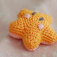 Amigurumi Starfish Pattern : 1000+ ideas about Crochet Starfish on Pinterest Crochet ...