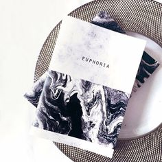 marble notebook notepad