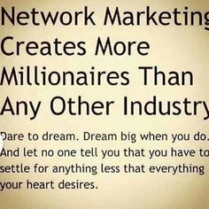 Famous Quotes On Network Marketing  Plexus