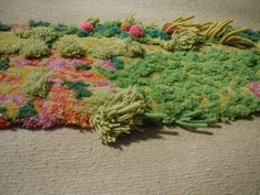 this landscape rug is sooo cool!