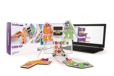 The littleBits Code Kit is here and kids are hooked. Learn more. Shipping now!