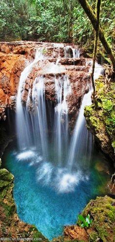 Water-falls around the World