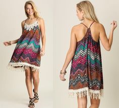 Must Have UMGEE RACER BACK CHEVRON