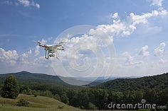 Drone With Mounted Camera - Download From Over 32 Million High Quality Stock Photos, Images, Vectors. Sign up for FREE today. Image: 50392231