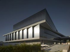 THE NEW ACROPOLIS MUSEUM,
