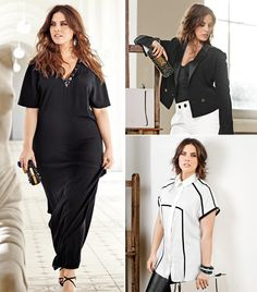 Read the article 'All In Good Style: 9 New Plus Size Sewing Patterns' in the BurdaStyle blog 'Daily Thread'.