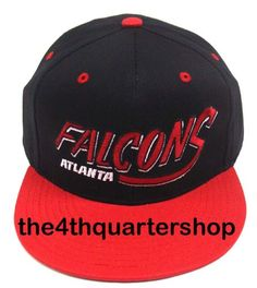 best website d2ec1 69b6b Buy NEW Atlanta Falcons NFL Two Tone Vintage Snapback Flatbill Cap   Hat -  Topvintagestyle.com ✓ FREE DELIVERY possible on eligible purchases