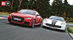 Nachricht:  BILDplus Inhalt  Audi TT RS trifft Corvette - Teenieschwarm gegen Altrocker - http://ift.tt/2gyQQMB #aktuell