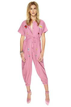 Livin' Is Easy Jumpsuit