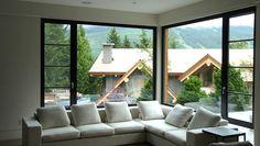 Corner sofa for a corner window Make the Most of Your Corner Windows