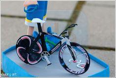 Fofuchas Dauryart : Fofucho Triatleta con Fofu bici