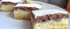 """Apfel-Pudding-kuchen """"Tag und Nacht"""""""