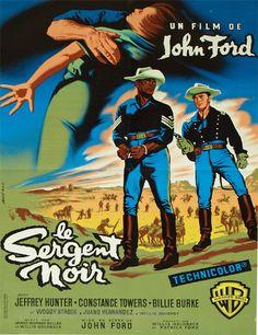 jean mascii   Woody Strode   Acteurs   Affiches de cinéma de la collection EricBad