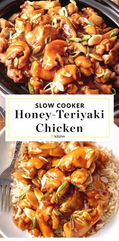 Easy honey teriyaki chicken in the slow cooker. Use your crock pot to make this … Easy honey teriyaki chicken in the slow cooker. Use your crock pot to make this simple meal. Like your favorite stir fry only with… Continue Reading → Crockpot Dishes, Crock Pot Slow Cooker, Crock Pot Cooking, Slow Cooker Recipes, Healthy Slow Cooker, Cooking Tips, Simple Crock Pot Recipes, Cooking Bacon, Slow Cooker Dinners