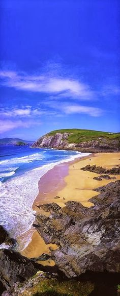~~Coumeenoole Beach, Dingle Peninsula, Co Kerry, Ireland by The Irish Image Collection~~