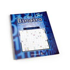 Binairo logica puzzels 2&3 - Daag je kind uit met deze pittige, uitdagende Binairo raadsels. Zeer geschikt voor het stimuleren van logisch denken en concentratie.