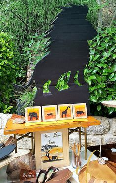 A jungle themed dessert table for a boy's birthday! Dessert Tables, Boy Birthday, Around The Worlds, Photo And Video, Desserts, Instagram, Tailgate Desserts, Deserts, Dessert Table