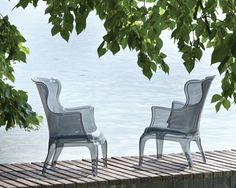 Pedrali / Pasha  Beautiful armchair for your bedroom or your terrace.