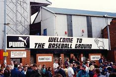 Memories @ramtique - Page 4 - Derby County Forum - DCFC Fans Nostalgic Pictures, Ripper Street, Sir Alex Ferguson, Derby County, Bbg, The Good Old Days, Baseball, Football, Old Things