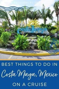 Are you dreaming of a cruise to the Western Caribbean once cruising resumes? If so, chances are that a stop in Costa Maya, Mexico will be on your itinerary. Here are the best tips for shore excursions at this port of call. There are a variety of things to do, from shopping, enjoying local cuisine, to diving & snorkeling. Whether you want to go on an off-roading adventure, explore ancient civilizations, to a family friendly waterpark. Check out this article and get ready to cruise again!