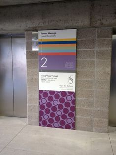 The most reliable provider of durable signage and environmental graphics. Floor Signage, Wayfinding Signage, Signage Design, Environmental Graphics, Environmental Design, Hospital Signage, Parkland Hospital, Guide System, Corridor Design