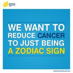 #inspire #inspiration #hope #quote #cancercouncil #cancer #zodiac