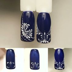 New years pedicure designs Ideas Nail Art Designs, New Nail Art Design, Pedicure Designs, Pedicure Nail Art, Nail Manicure, Toe Nails, Classy Nail Art, Nails First, Girls Nails