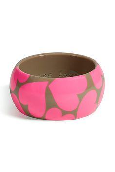 Blush Heartbeats Bracelet