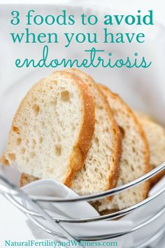 Food can trigger pain when you have endo. Here are three foods to avoid for endometriosis, plus three more that you should eat! Foods To Avoid, Foods To Eat, Diet Foods, Diet Meals, Sin Gluten, Gluten Free, Baking Recipes, Diet Recipes, Recipies