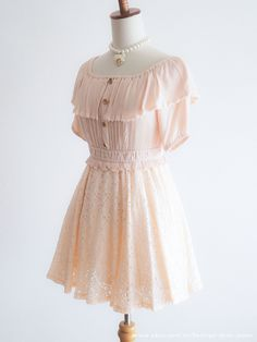 You couldn't go to school because ever since you were little someone … Pastel Fashion, Kawaii Fashion, Lolita Fashion, Cute Fashion, Pretty Outfits, Pretty Dresses, Beautiful Dresses, Cute Outfits, Japanese Fashion