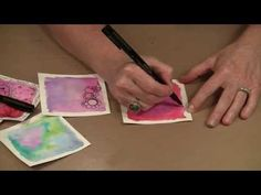 Joggles - A New Obsession - Art Cards! - YouTube time 46:59; July 23, 2014