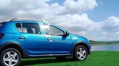 Nimic nu ne strică buna dispoziție atunci când explorăm trasee noi cu Dacia Sandero. Cine ne arată o poză frumoasă cu #SanderoStepway?