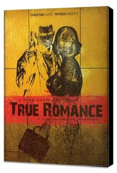 True Romance Movie Posters From Movie Poster Shop
