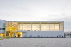 Gallery of Sports Hall / Slangen + Koenis Architects - 6