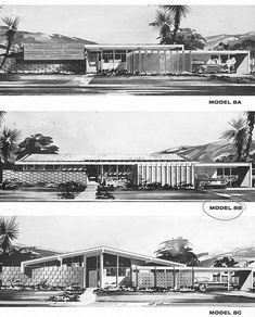 Paradise Palms | Architect: William Krisel | Location: Las Vegas, NV