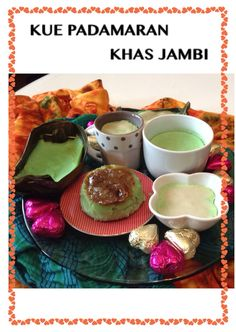 Image Result For Kue Khas Jambi Padamaran