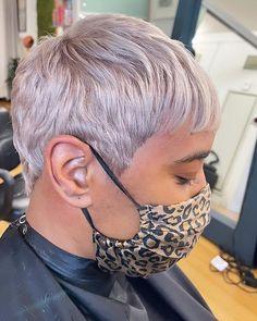 Short Pixie, Short Cuts, Pixie Cuts, Pixie Bangs, G Hair, Hair Inspiration, Black Women, Short Hair Styles, Hair Color