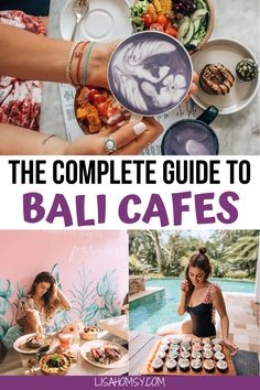 Bali is home to some of the best and healthiest cafes I have ever tasted, so here is my list of the very best and drool-worthy cafes in Bali. Bali Travel Guide, Asia Travel, Travel Guides, Travel Tips, Travel Destinations, Luang Prabang, Best Places To Eat, Cool Places To Visit, Laos