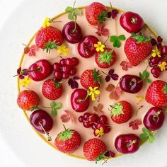 1,564 mentions J'aime, 24 commentaires – Nordic_chefs • PM for inquiry (@nordic_chefs) sur Instagram : « . | Summer Strawberry Tart | By @majachocolat Danish blogger, foodphotographer, foodstylist and… »