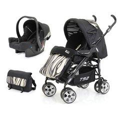 Babystyle TS2 - Zebra  at Winstanleys Pramworld - £299