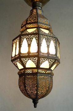 Alhambra hanging lamp