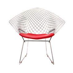 Harry Bertoia Diamond Lounge Seating