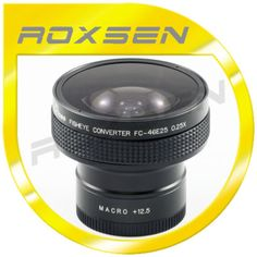 Another Fish Eye - For Nikon, £33.50