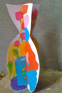 Kids Art Market: Slotted Sculptures with Henri Matisse